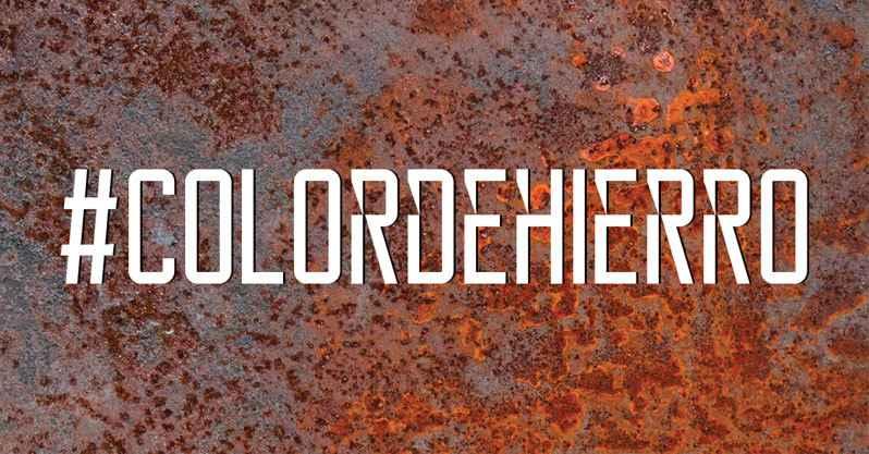 ANTONIO ALDAMA DA COMIENZO AL CICLO DE EXPOSICIONES #COLORDEHIERRO
