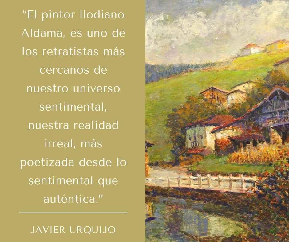 Palabras de JAVIER URQUIJO