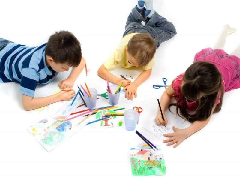 Concurso infantil de pintura